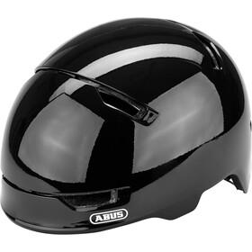 ABUS Scraper 3.0 Kask rowerowy Dzieci, shiny black